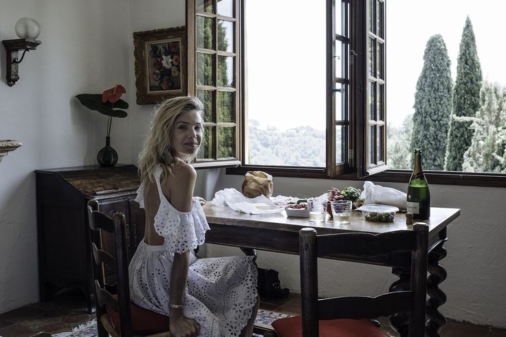 Aje travel feature for Vogue January 2017 // Edwina Robinson and Felix Forest - La Colombr Dor #Aje #AjeTheLabel #AjeFashion #Vogue #VogueTravel #Travel #Italy #France #AmalfiCoast #Sicily #Paris #Rome #Tuscany #ZaraWong #FashionEditor #Photography #Nature #Beauty #Touring #Effortless #Style