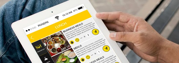 #MobileMenu is designed to engage the #customer so that they #feel #important while waiting for the item to be #served. Security is our main motto for keep the #data #safe