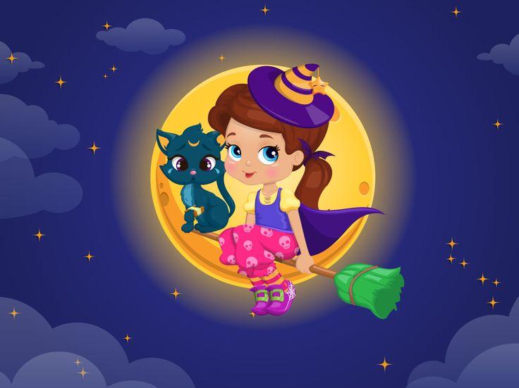 Baby Witch Magic Potion   http://www.enjoydressup.com/baby-witch-magic-potion