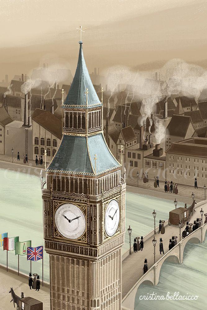 """EXPO Londra 1851"" © Cristina Bellacicco"