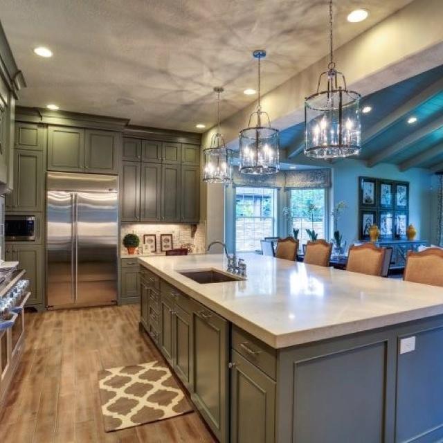 Ivory Homes Kitchen, Beautiful