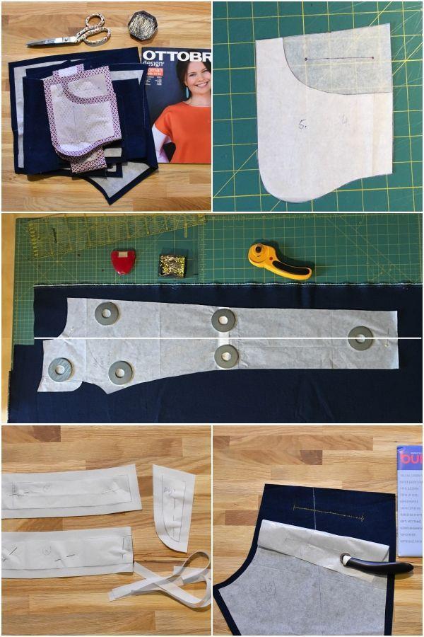 Jeans Nähen Teil 6 Zuschneiden Und Vorbereitungen Zum Nähen Diy