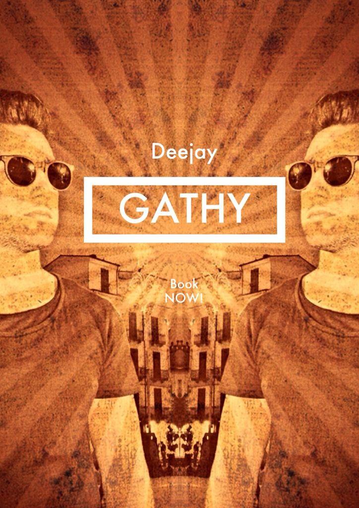 Book now! Gathy