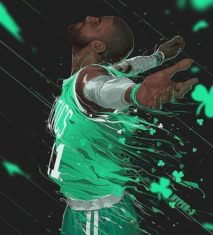 Kyrie Irving edit Boston Celtics