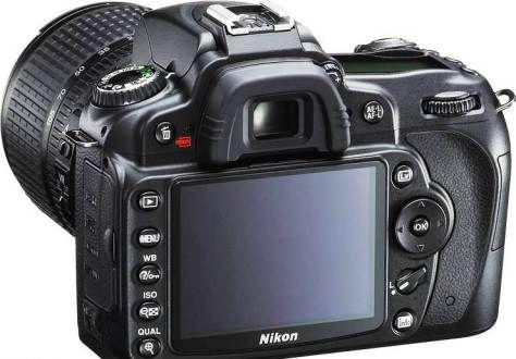 Nikon D90 DSLR Price in India