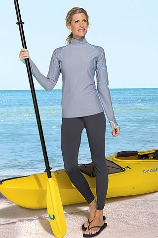 Swim Tights: Sun Protective Clothing - Coolibar