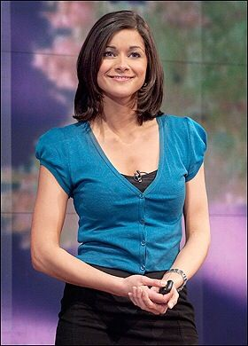 Lucy Verasamy News And Weather Pinterest