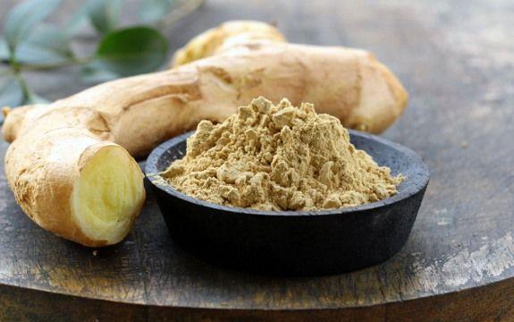 Ginger Root Kills Ovarian