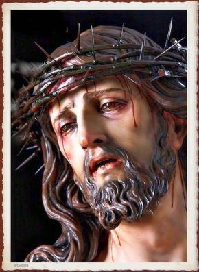 Yo, pecador Señor!. Cuando me encierro en mí, no existe nada: ni tu cielo y tus montes, tus vientos y tus mares; ni tu sol, ni la llu...