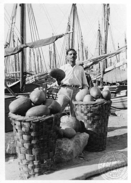 Patra. [Port]; 1933; Dorothy Burr Thompson