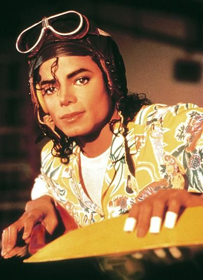 "Michael Jackson ""Leave Me Alone"" one of my favorite songs & videos..."
