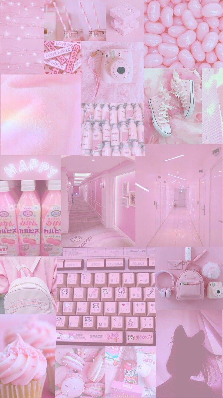 Pink pastel wallpaper | Aesthetic pastel wallpaper ...