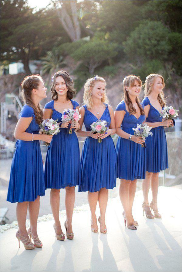 Top 10 Pretty Bridesmaids Dresses from Real Weddings http://www.mineforeverapp.com/blog/2015/09/16/top-10-pretty-bridesmaids-dresses-from-real-weddings/ #bridesmaids #bridesmaiddress #wedding