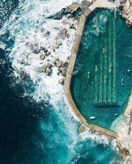 Bronte Swimming Pool, Sydney