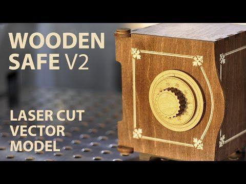 Wooden safe V2 – Cartonus