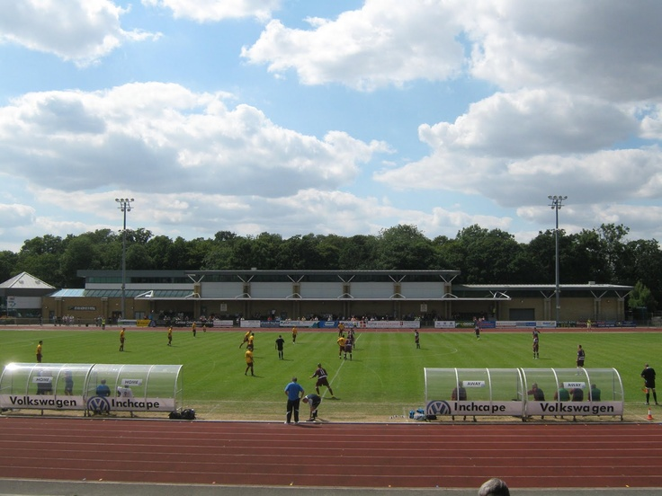 Melbourne Stadium - Home to Chelmsford City FC