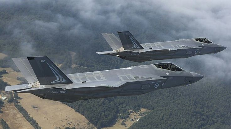 RAAF F-35A Lightning II