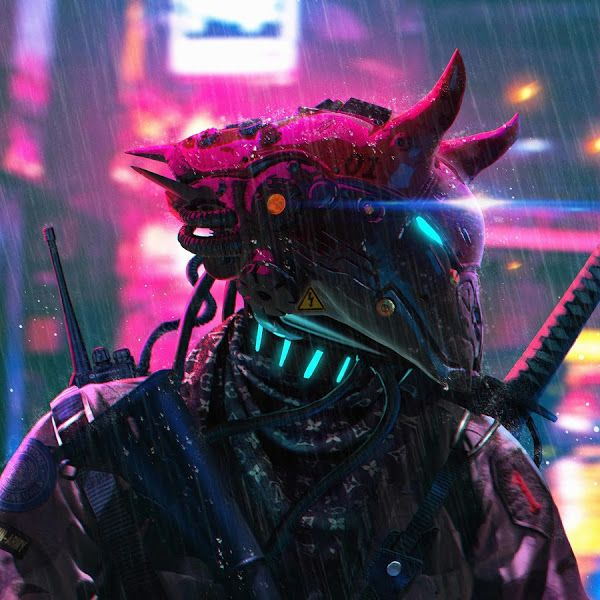 Cyberpunk Sci Fi 4k 3840x2160 28 Wallpaper For Desktop Laptop Imac Macbook Pc Tablet And Smartphone Iphone Cyberpunk Cyberpunk Art Samurai Wallpaper
