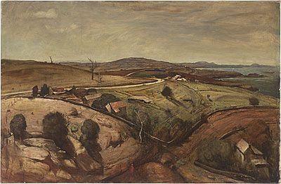 A South Coast Road - Lloyd Rees