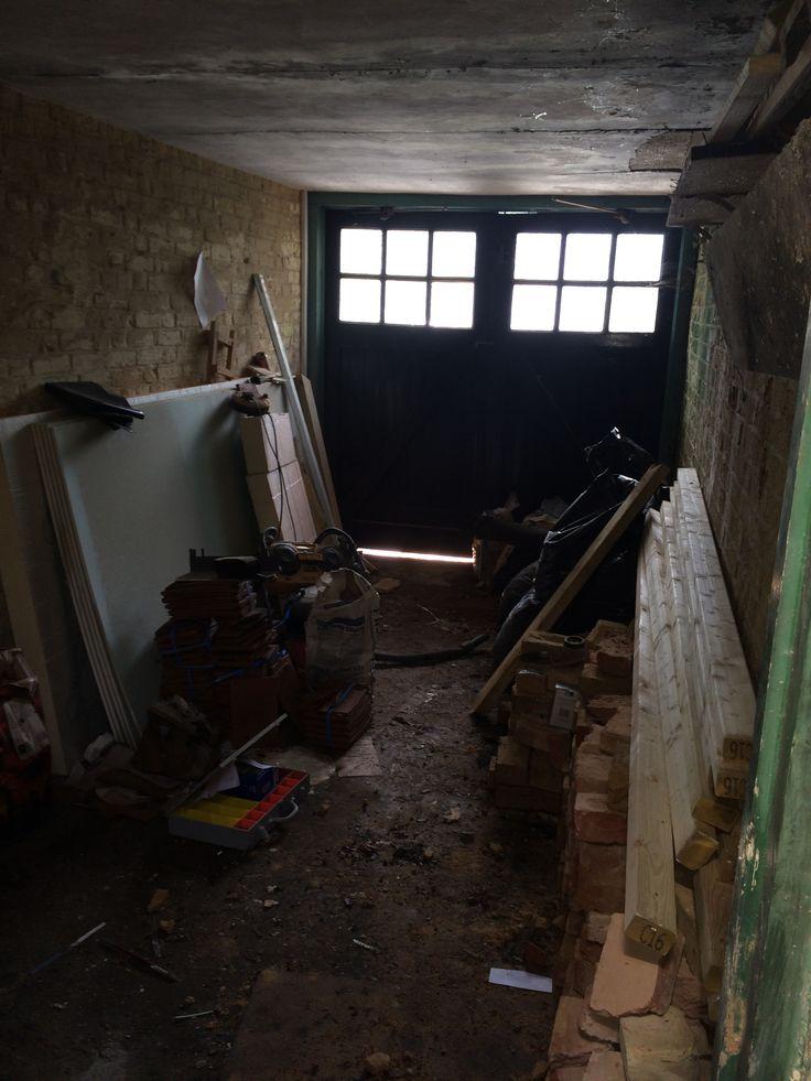 Garage/ utility room, 40 July 2014