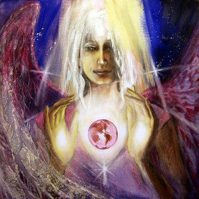 Engel der Erkenntnis, Erzengel Raphael (a)