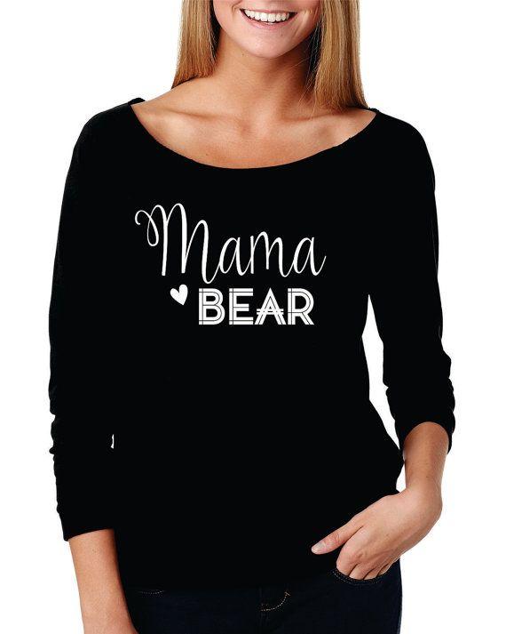 Mama Bear Sweatshirt Mama Bear ShirtMom to be sweatshirt