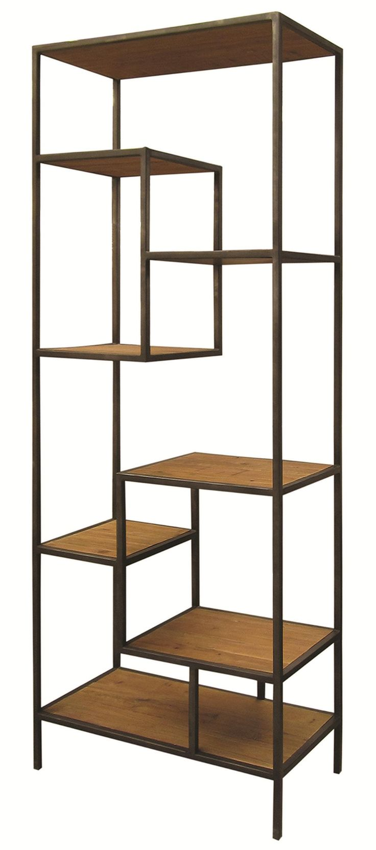 Irondale Helena Bookcase by Four Hands