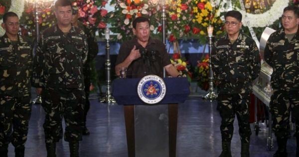 Filipina Batalkan Perundingan Damai dengan Pemberontak Maois