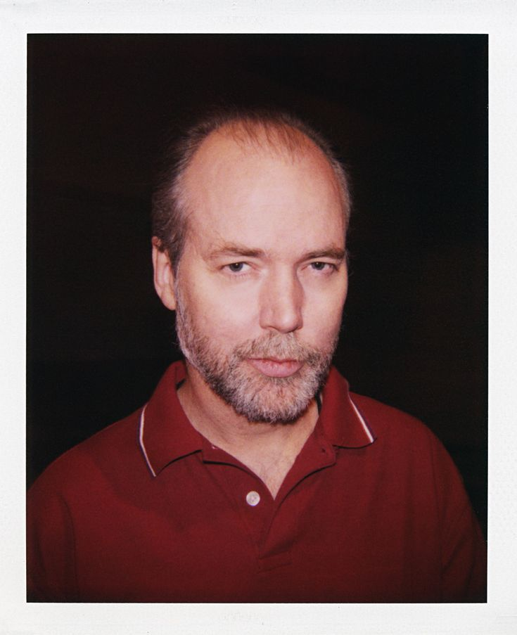 Douglas Coupland - Polaroid - jPod - May - 2006