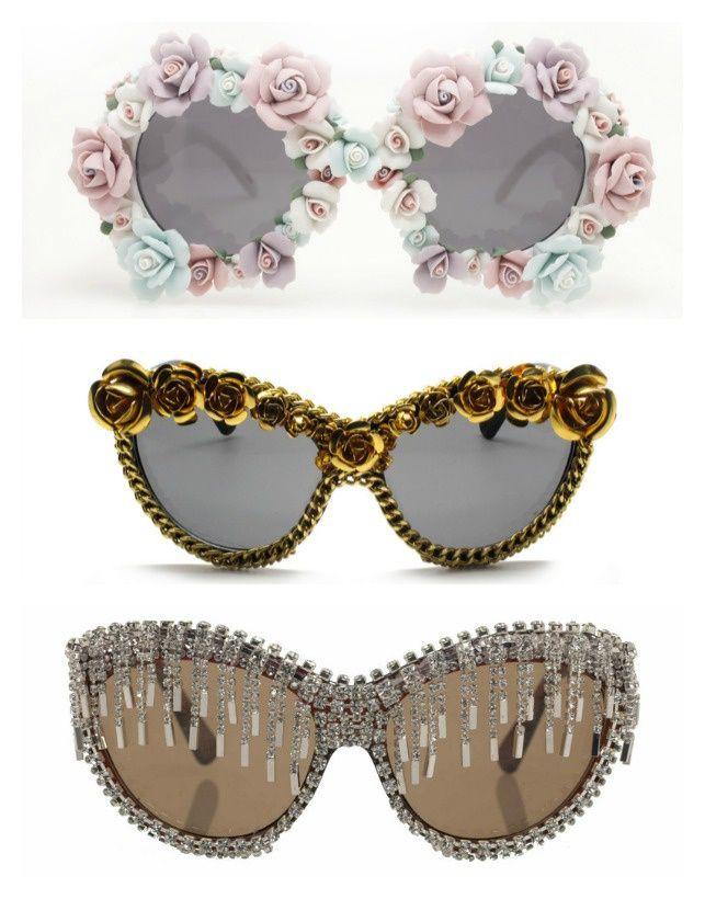 Kerin Rose es la creadora de la firma de gafas más excéntrica, inspiradora y teatral del mundo.