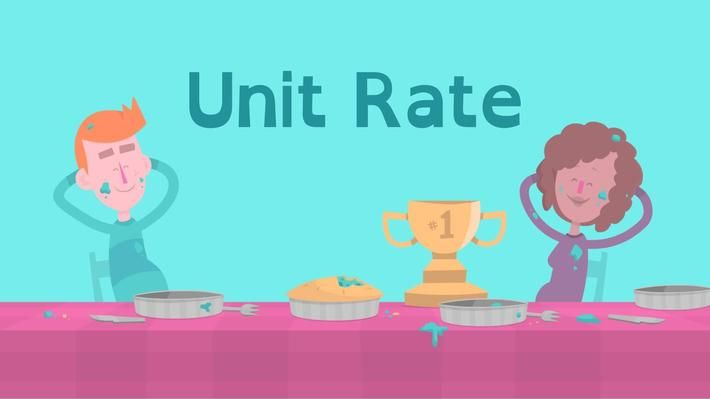 In this video, learn a strategy for solving unit rate problems. In the accompanying classroom activity, students watch the video then use grocery store ads to calculate unit rates and compare prices. They share solution strategies and consider ways that unit rates can facilitate making comparisons. To get the most from the activity, students should be comfortable finding equivalent fractions and have had some exposure to the concepts of ratio and unit rate.