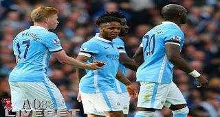 Agen Piala Eropa - City Anti Main Defensif Jelang Derby Manchester
