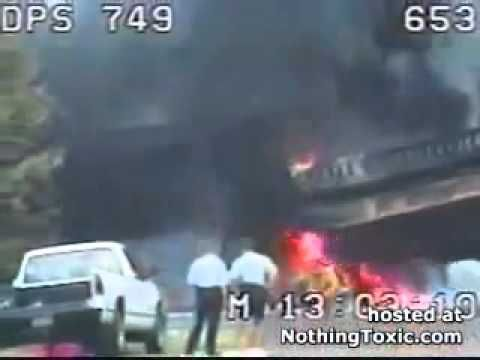 Tanker Truck Crashes