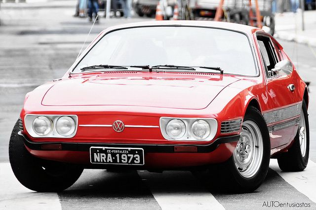 1972 Brazilian VW SP2