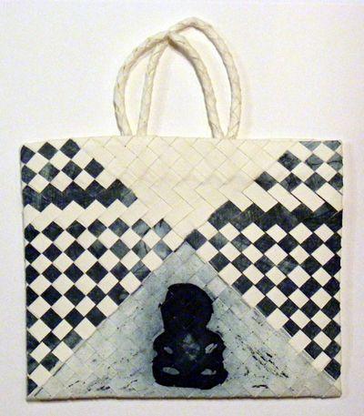 maori art vanessa edwards tacky? print weave