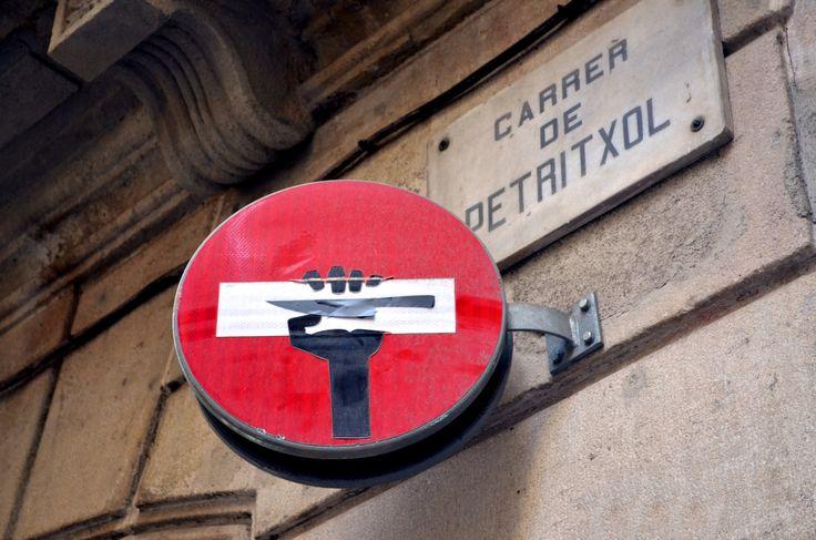 https://flic.kr/p/yjWmf5 | Street art in Barcelona | Street art in Barcelona
