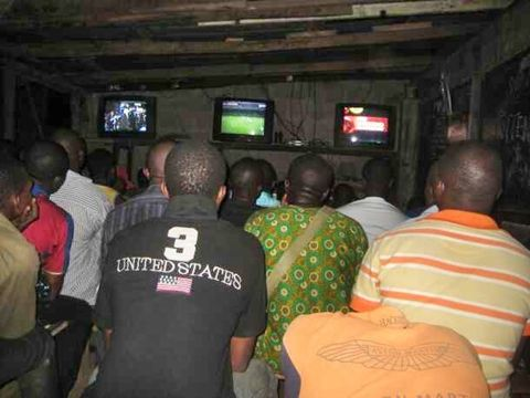 A supporter of Barcelona football club died on Wednesday night in Yola, Adamawa State, after Barcelona defied the odds and turned around w...