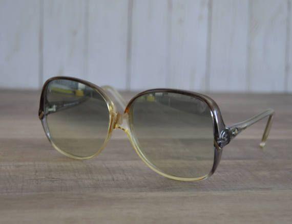 Vintage 1970's B&L Ray Ban Women's Sunglasses Bug Eyes