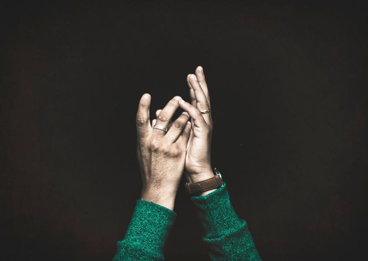 Hands reaching into the abyss. Photo by Cristian Newman.   There is, my dear friend, in the heart of every living being, the will to go on.