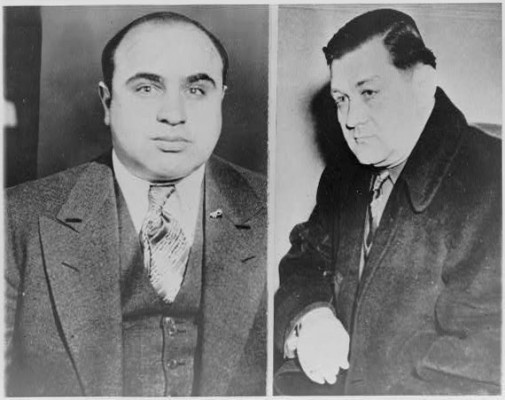 Bugs Moran | Al Capone vs. Bugs Moran