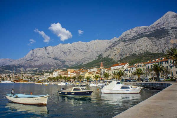 Makarska Croatia Photos, Info & Facts - Footsteps of Jim | Footsteps of Jim
