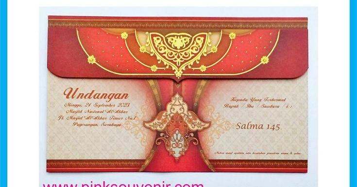 Undangan Pernikahan Unik Murah, Blangko Undangan Salma, Harga Blangko Undangan Era Baru Murah Unik, Harga Undangan Murah Bekasi, Souvenir Pernikahan dan Undangan Cantik Murah