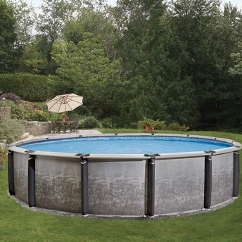 17 best images about piscine hors terre aboveground pool for Pool terre pour piscine