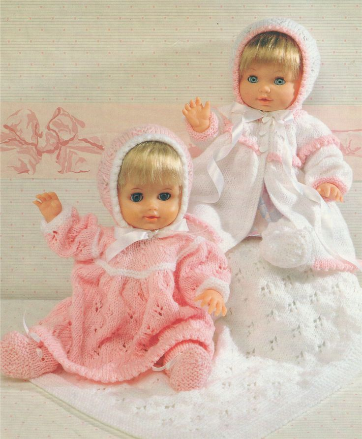 30 best Tiny Tears Knitting & Crochet Patterns images on ...