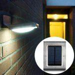 ZQ0601 Muilti-use 24 SMD 3528 LEDs Solar Motion Sensor Light IPX7 Water…