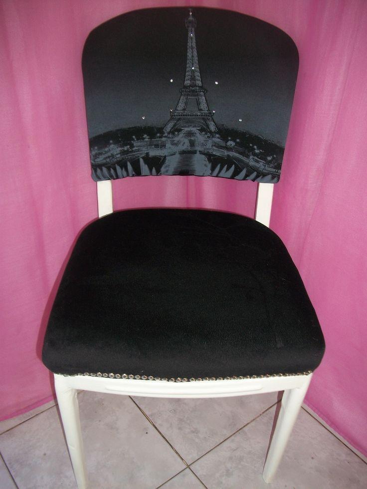 silla Paris para decoracion