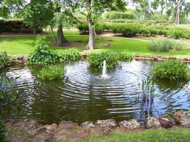 Tyler texas rose garden to the meditation garden several - Meditation garden design ideas ...