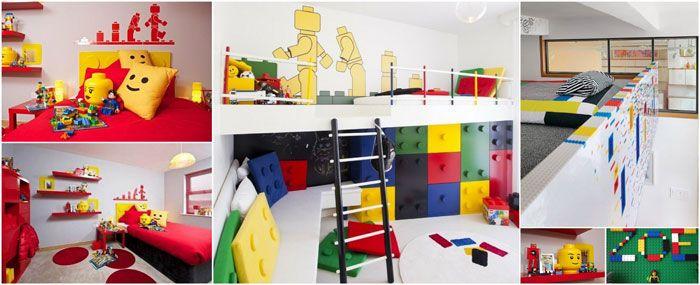 Decoration chambre lego recherche google id es pour la for Recherche idee deco