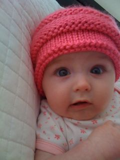 """Preemie hat Use green for a """"Christmas tree""""  and also a cupcake hat with a wide rib on  bottom"""