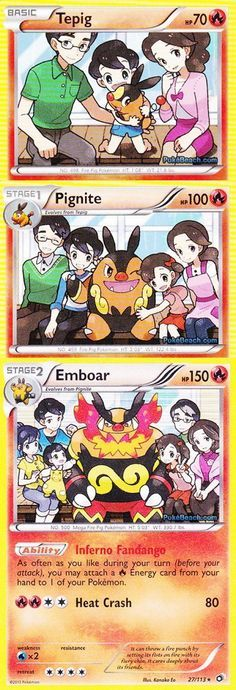 Pokémon Cards Need to Be Like This It's So Beautiful